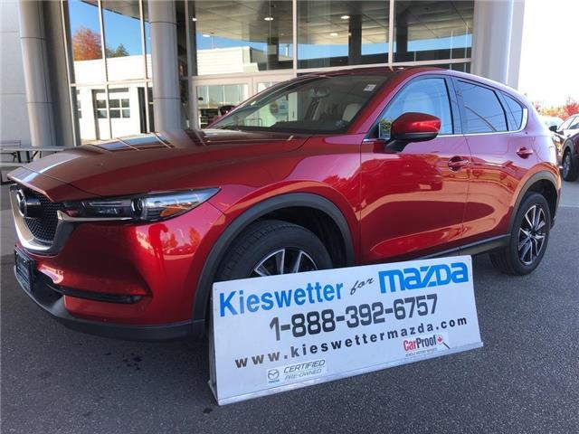 2017 Mazda CX-5 GT (Stk: 36750A) in Kitchener - Image 1 of 30