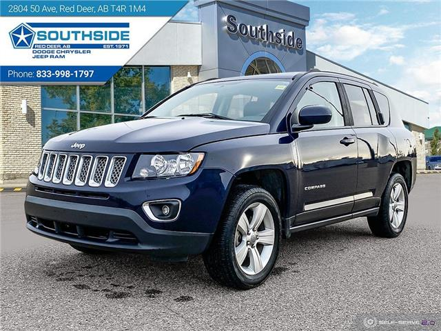 2016 Jeep Compass Sport/North (Stk: CE2030A) in Red Deer - Image 1 of 24