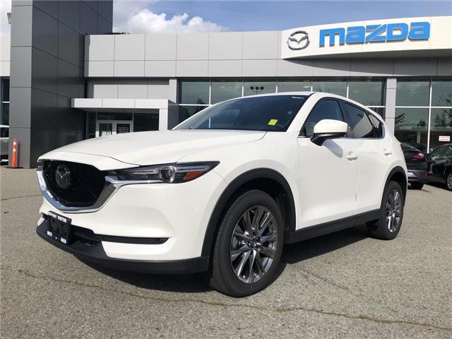 2019 Mazda CX-5 Signature Diesel Auto AWD (Stk: K0662753) in Surrey - Image 1 of 15
