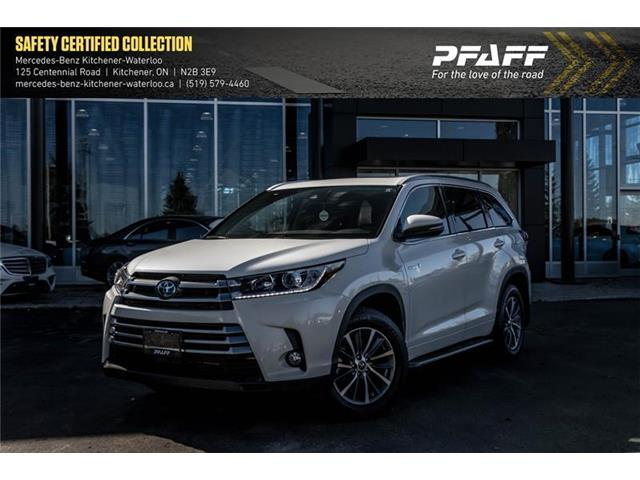 2018 Toyota Highlander Hybrid XLE (Stk: 39329A) in Kitchener - Image 1 of 22