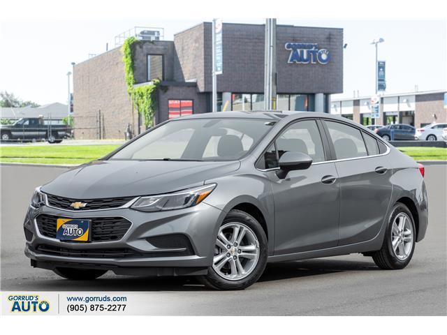 2018 Chevrolet Cruze LT Auto (Stk: 184623) in Milton - Image 1 of 19