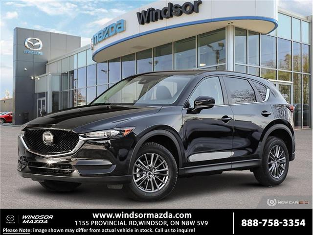 2021 Mazda CX-5 GS (Stk: C55524) in Windsor - Image 1 of 23