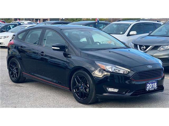 2018 Ford Focus SEL (Stk: 8768H) in Markham - Image 1 of 16