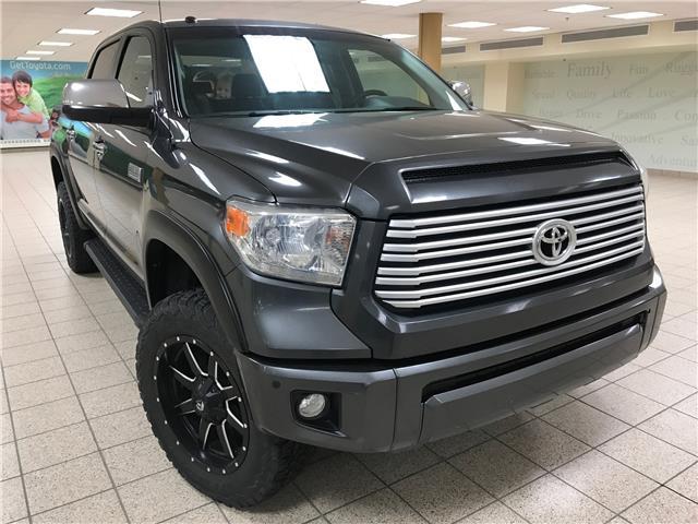 2014 Toyota Tundra Platinum 5.7L V8 (Stk: 5899) in Calgary - Image 1 of 17