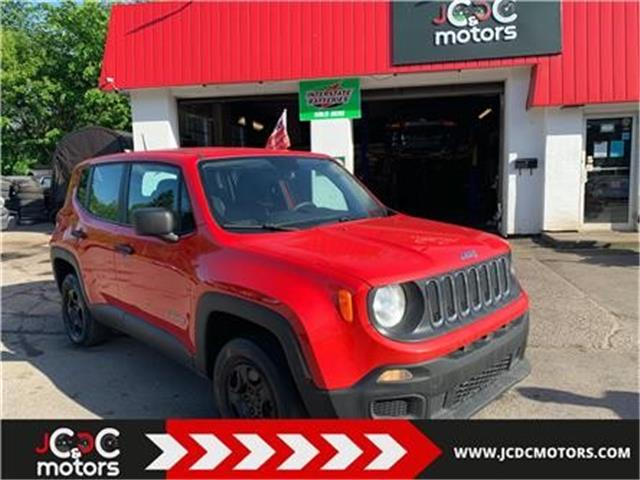 2015 Jeep Renegade Sport (Stk: ) in Cobourg - Image 1 of 17