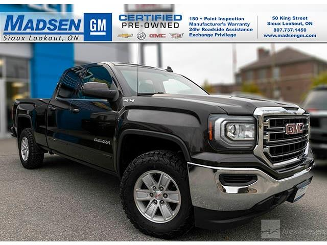 2016 GMC Sierra 1500 SLE (Stk: A20430) in Sioux Lookout - Image 1 of 11