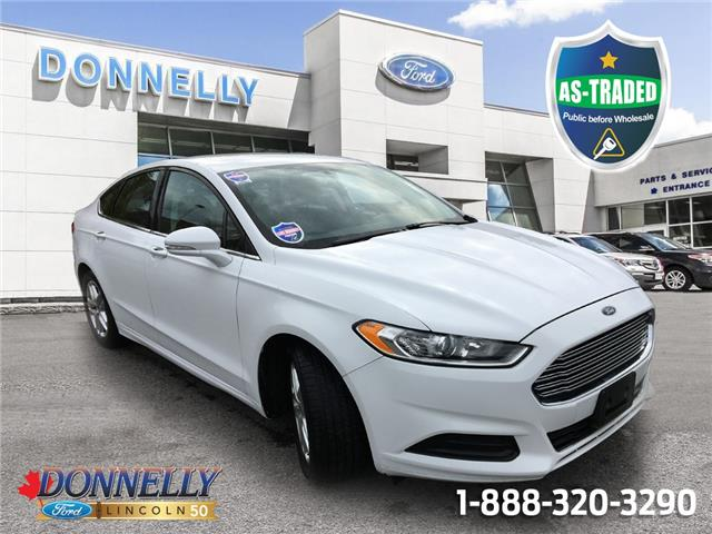 2014 Ford Fusion SE (Stk: PBWDR2040A) in Ottawa - Image 1 of 23