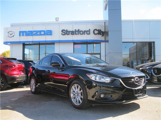 2014 Mazda MAZDA6 GS (Stk: 20016A) in Stratford - Image 1 of 19