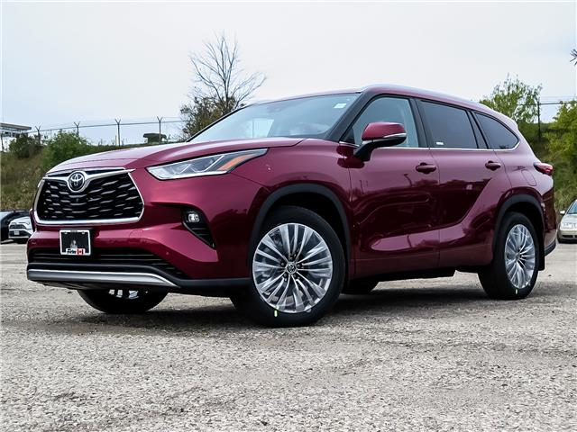 2021 Toyota Highlander Limited (Stk: 15032) in Waterloo - Image 1 of 20