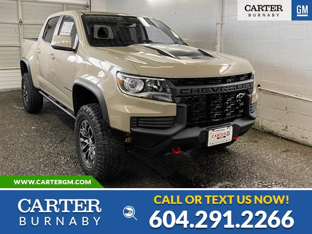 2021 Chevrolet Colorado ZR2 (Stk: D1-34130) in Burnaby - Image 1 of 11