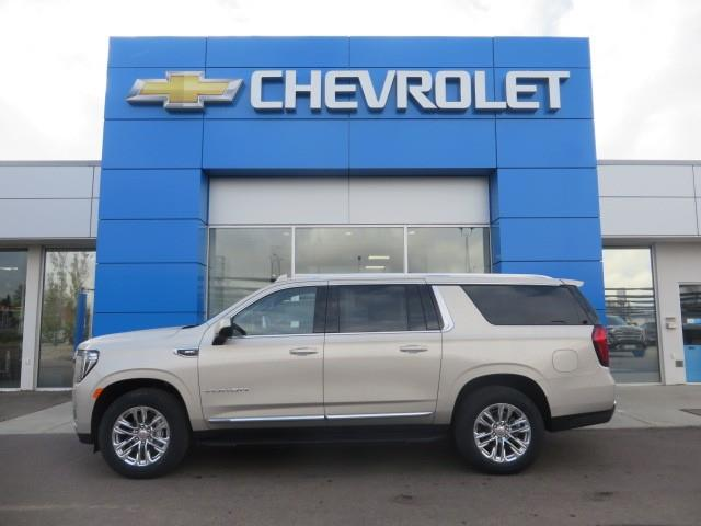 2021 GMC Yukon XL SLT (Stk: 21006) in STETTLER - Image 1 of 20