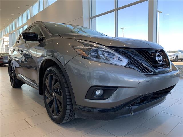 2018 Nissan Murano Midnight Edition (Stk: V7527) in Saskatoon - Image 1 of 13