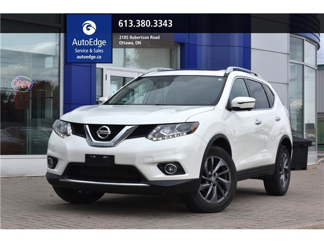 2016 Nissan Rogue SL Premium (Stk: A0360) in Ottawa - Image 1 of 29