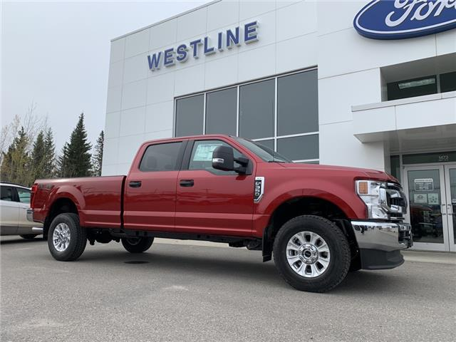 2020 Ford F-350  (Stk: 4879) in Vanderhoof - Image 1 of 19