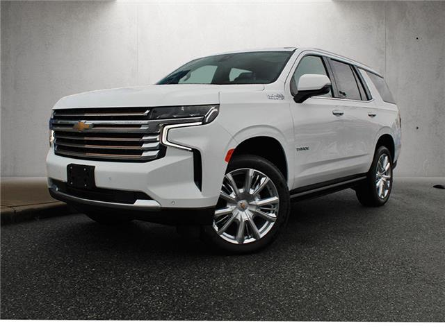 2021 Chevrolet Tahoe High Country (Stk: 218-9933) in Chilliwack - Image 1 of 9