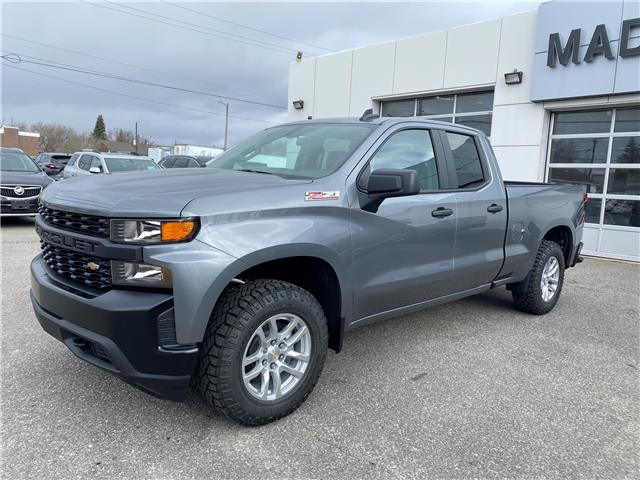 2021 Chevrolet Silverado 1500 Work Truck (Stk: 21112) in Sioux Lookout - Image 1 of 6