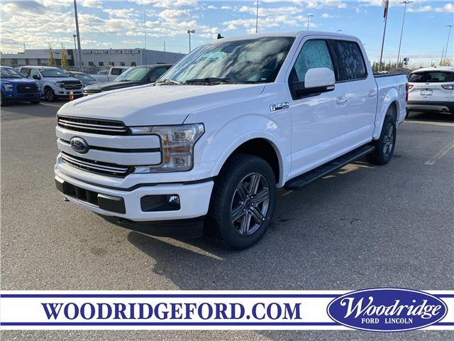 2020 Ford F-150 Lariat (Stk: L-1322) in Calgary - Image 1 of 6