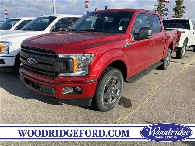2020 Ford F-150 XLT (Stk: L-1393) in Calgary - Image 1 of 5