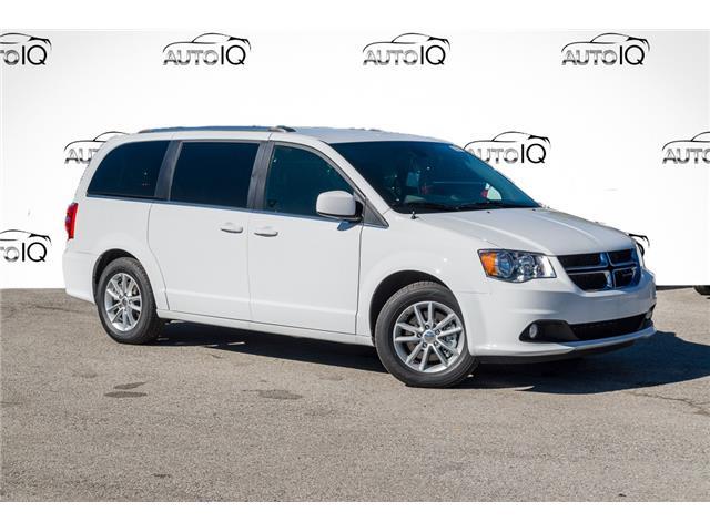 2020 Dodge Grand Caravan Premium Plus (Stk: 34423) in Barrie - Image 1 of 27