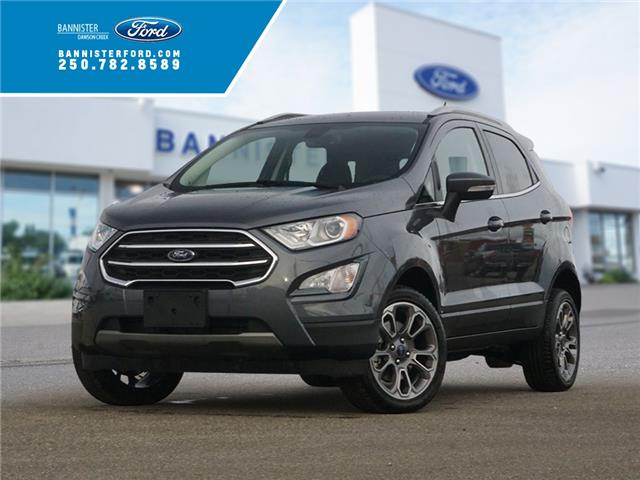 2020 Ford EcoSport Titanium (Stk: S202263) in Dawson Creek - Image 1 of 15
