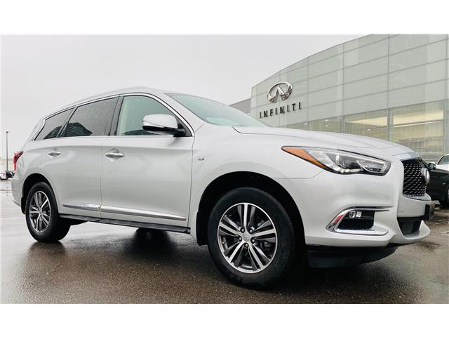 2017 Infiniti QX60 Base (Stk: H9403A) in Thornhill - Image 1 of 20