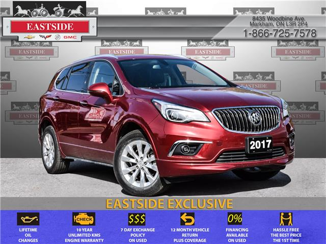 2017 Buick Envision Essence (Stk: 121702B) in Markham - Image 1 of 22