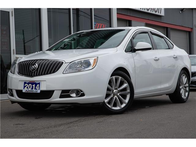 2014 Buick Verano Leather Package (Stk: 20969) in Chatham - Image 1 of 24