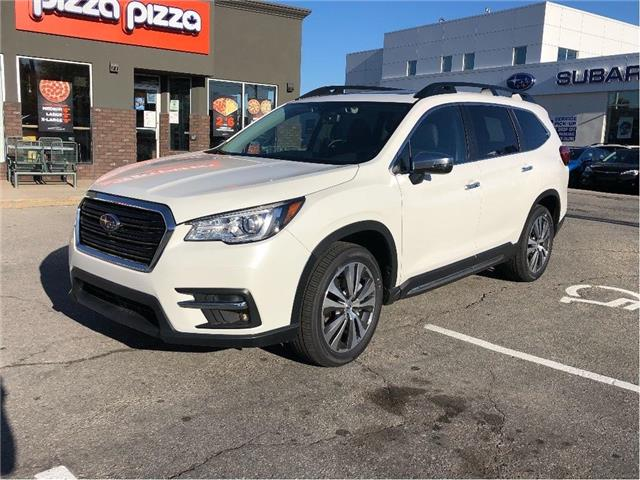 2021 Subaru Ascent Premier w/Black Leather (Stk: S5529) in St.Catharines - Image 1 of 15