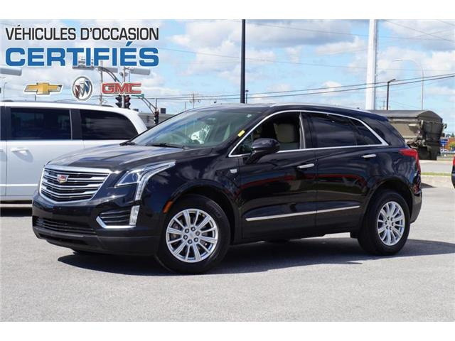 2018 Cadillac XT5 Base (Stk: 34524A) in Trois-Rivières - Image 1 of 25