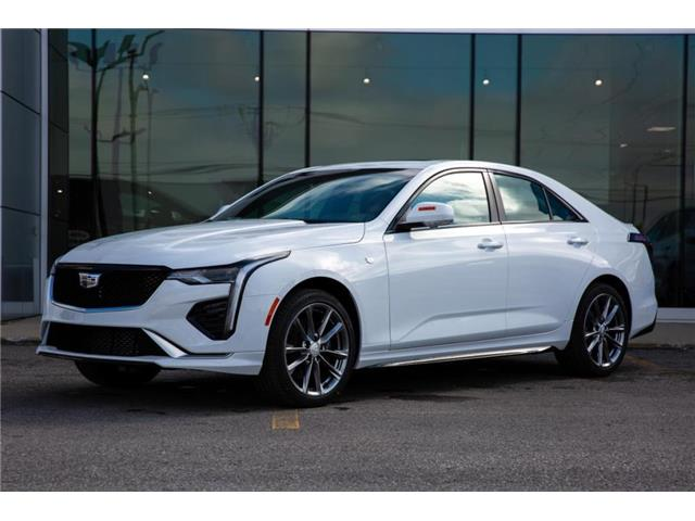 2020 Cadillac CT4 Sport (Stk: L0623) in Trois-Rivières - Image 1 of 23