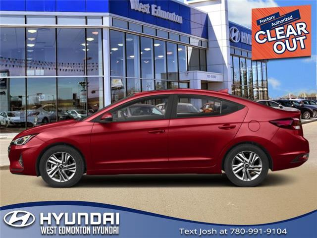 2020 Hyundai Elantra Preferred w/Sun & Safety Package (Stk: EL08776) in Edmonton - Image 1 of 1