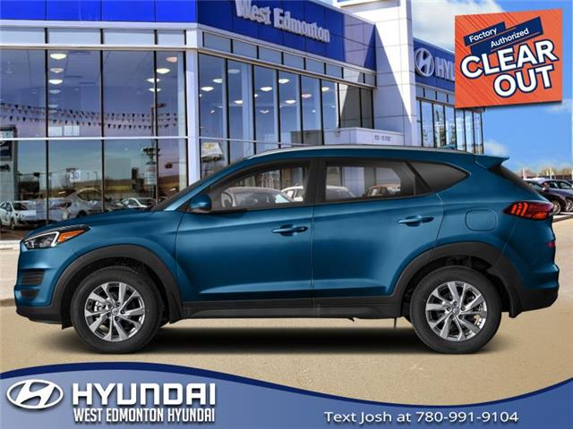 2021 Hyundai Tucson Preferred (Stk: TC12678) in Edmonton - Image 1 of 1