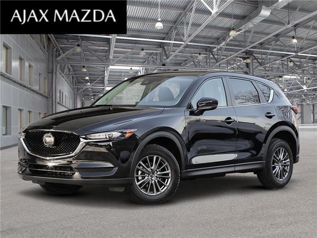 2021 Mazda CX-5 GS (Stk: 21-0062) in Ajax - Image 1 of 23