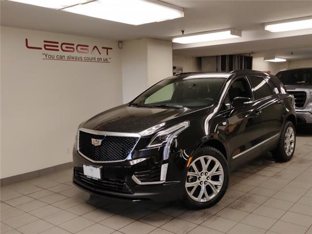 2021 Cadillac XT5 Sport (Stk: 219516) in Burlington - Image 1 of 19