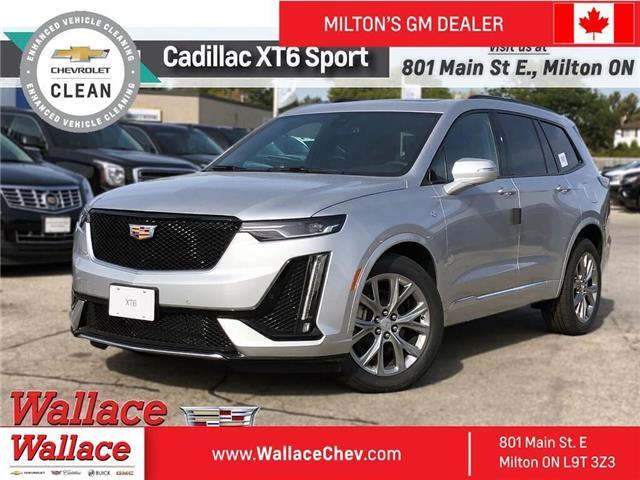 2020 Cadillac XT6 Sport (Stk: 118377d) in Milton - Image 1 of 15