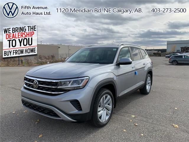 2021 Volkswagen Atlas 3.6 FSI Highline (Stk: 21031) in Calgary - Image 1 of 30