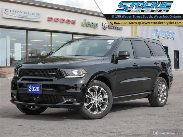 2020 Dodge Durango GT (Stk: 35105) in Waterloo - Image 1 of 27