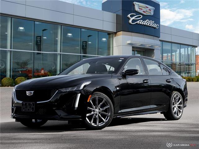 2020 Cadillac CT5 Sport (Stk: 152085) in London - Image 1 of 27