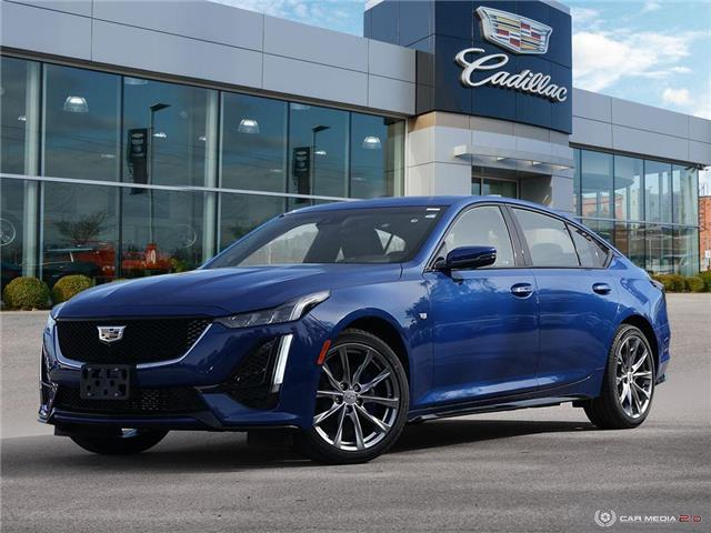 2020 Cadillac CT5 Sport (Stk: 152086) in London - Image 1 of 27