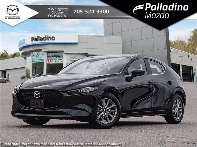 2021 Mazda Mazda3 Sport GS (Stk: 7868) in Greater Sudbury - Image 1 of 23