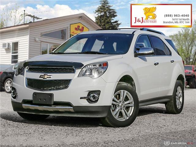 2013 Chevrolet Equinox LTZ (Stk: J2035) in Brandon - Image 1 of 27