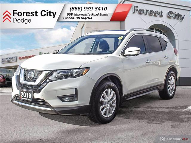 2018 Nissan Rogue  (Stk: DT0057) in Sudbury - Image 1 of 15