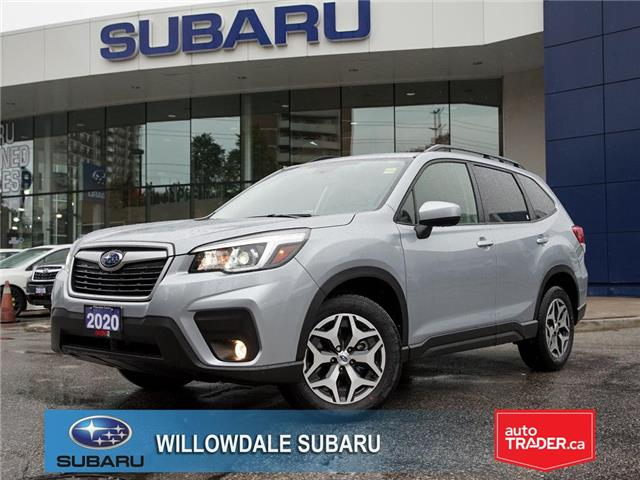 2020 Subaru Forester 2.5i Convenience CVT >>No accident + Eyesight<< (Stk: 20D05) in Toronto - Image 1 of 29