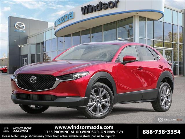 2021 Mazda CX-30 GS (Stk: X31487) in Windsor - Image 1 of 23