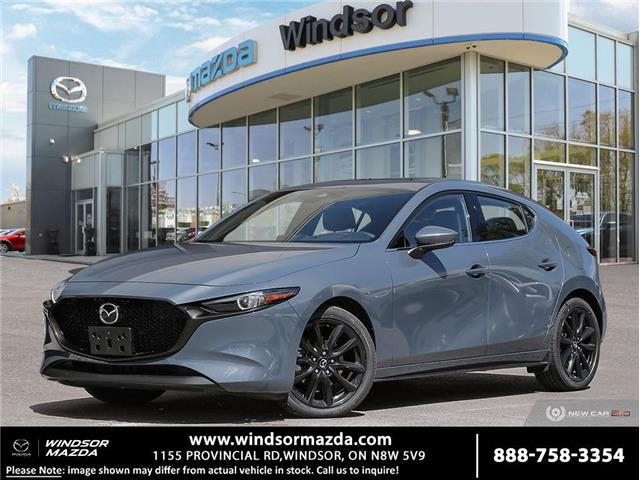 2021 Mazda Mazda3 Sport GT (Stk: M33033) in Windsor - Image 1 of 23