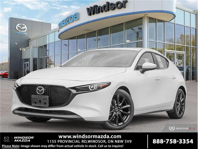 2021 Mazda Mazda3 Sport GT (Stk: M33053) in Windsor - Image 1 of 23