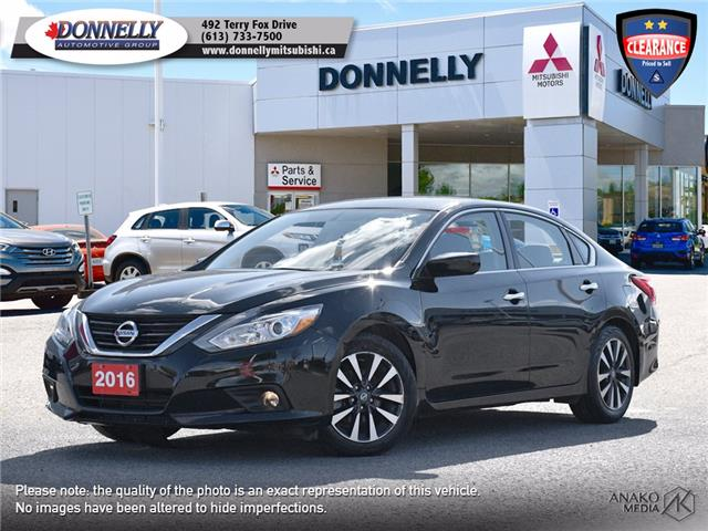 2016 Nissan Altima  (Stk: MU1056) in Kanata - Image 1 of 25