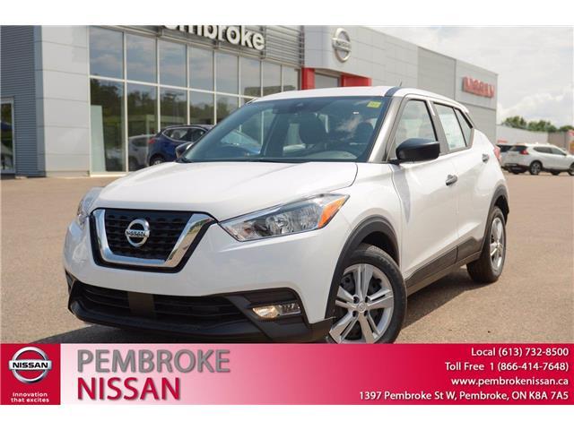 2020 Nissan Kicks S (Stk: 20192) in Pembroke - Image 1 of 26