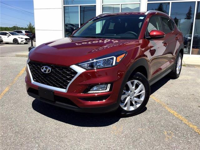 2021 Hyundai Tucson Preferred (Stk: H12639) in Peterborough - Image 1 of 8