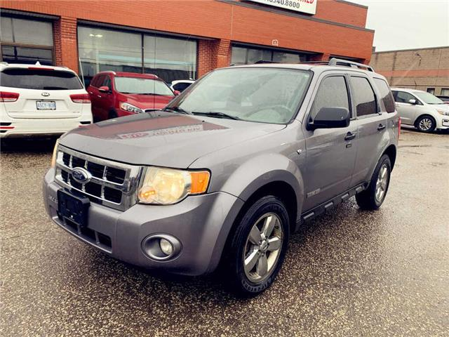 2008 Ford Escape XLT (Stk: 8579a) in North York - Image 1 of 14